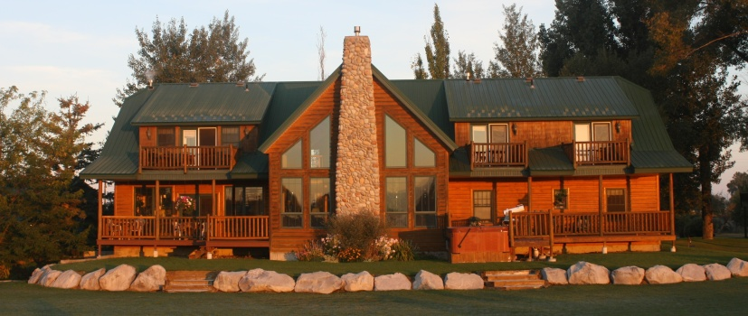 Blue Heron Inn, Rigby, Idaho