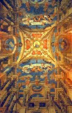 You'll be floored by the ceiling of Sant'Alvise.