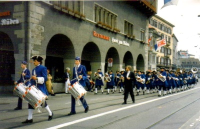 Switzerland-Zurich-Guild
