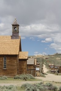 Bodie State Historic Park, California
