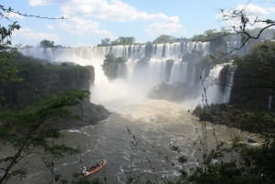 Argentina - Iguazú Falls