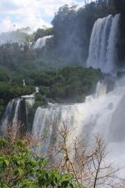 Argentina - Iguazú - Lower Ciricuit View
