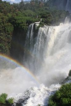 Argentina - Iguazú - Rainbow