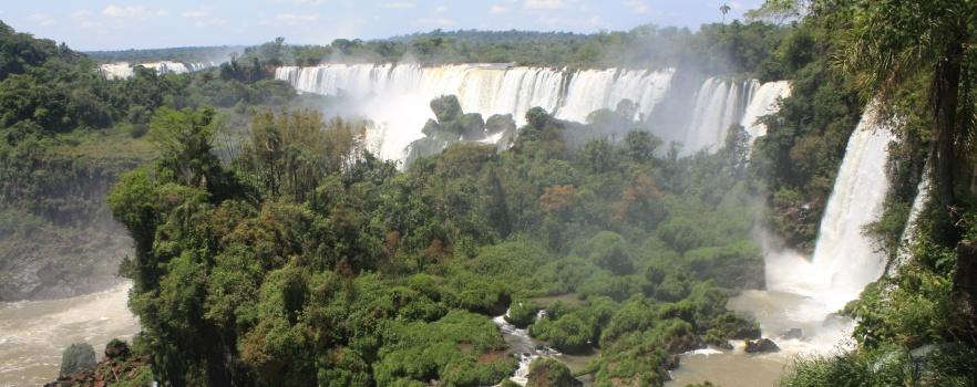 Argentina - Iguazú Upper Circuit