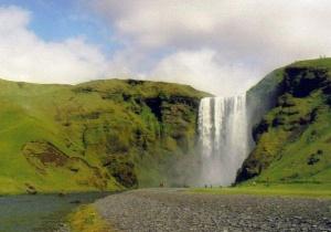 Iceland - Skógafoss