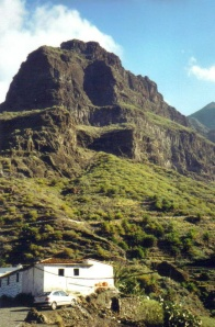 Mountain in Tenerife