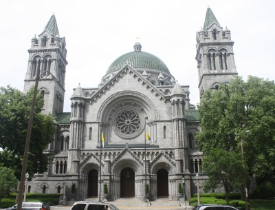 Cathedral Basilica, St. Louis, Missouri