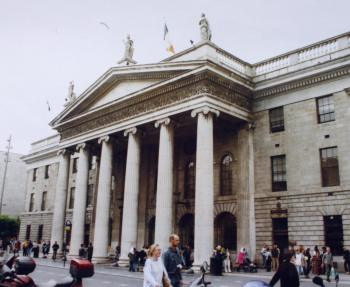 General Post Office, Dublin, Ireland