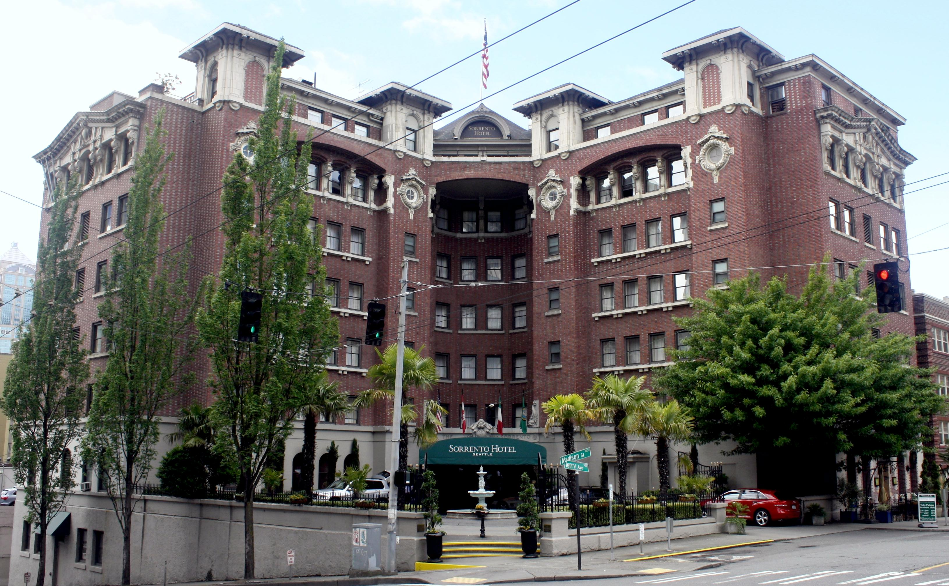Sorrento Hotel (Seattle, Washington)