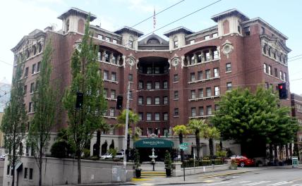 Sorrento Hotel, Seattle