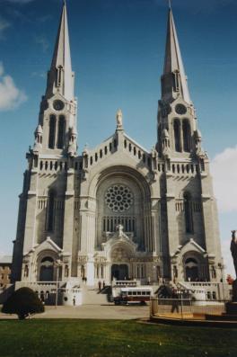 Sainte-Anne-de-Beaupre, Quebec