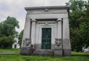 Bellafontaine Cemetery, St. Louis, Missouri