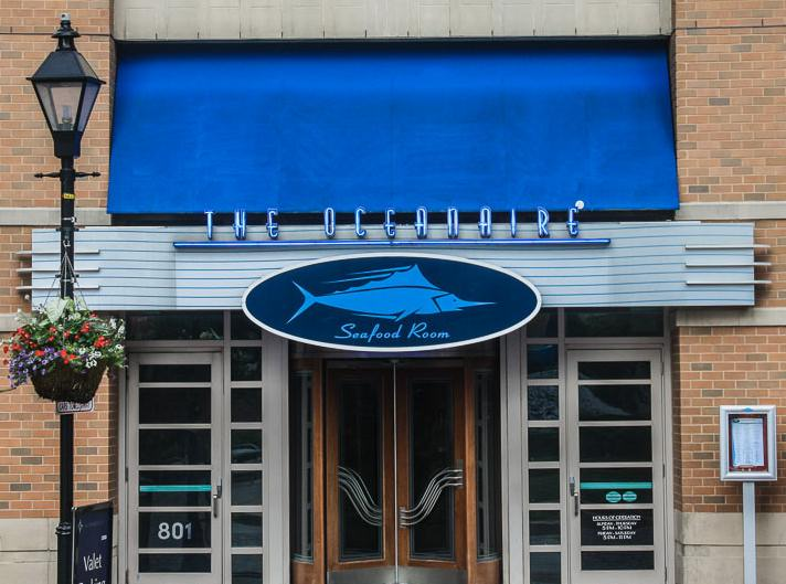 Go fish dinner at baltimore s best seafood restaurant for Go fish restaurant