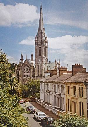 St. Colman's Cathedral, Cobh, Ireland