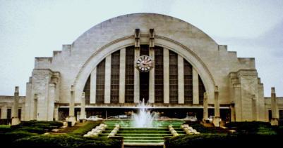 Union Terminal, Cincinnati, Ohio