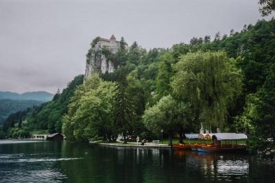 Bled Castle, Bled, Slovenia