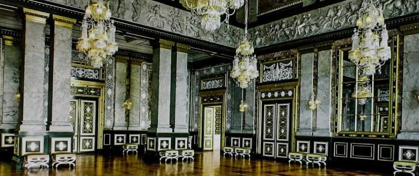 Alexander Room, Christiansborg Slot, Copenhagen, Denmark