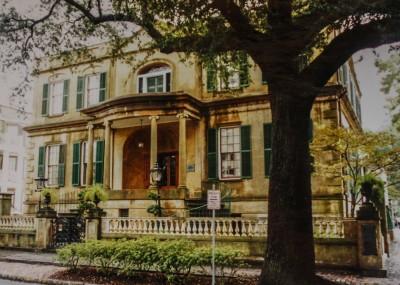 Champion-McAplin House, Savannah, Georgia