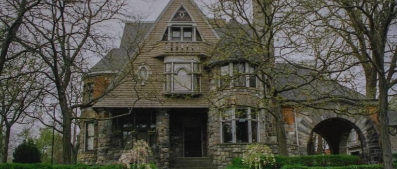 Friant House, Grand Rapids, Michigan