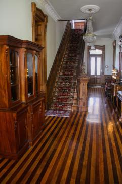 Baer House Inn, Vicksburg, Mississippi