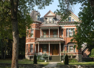 Conrad-Kohrs Home, Helena, Montana