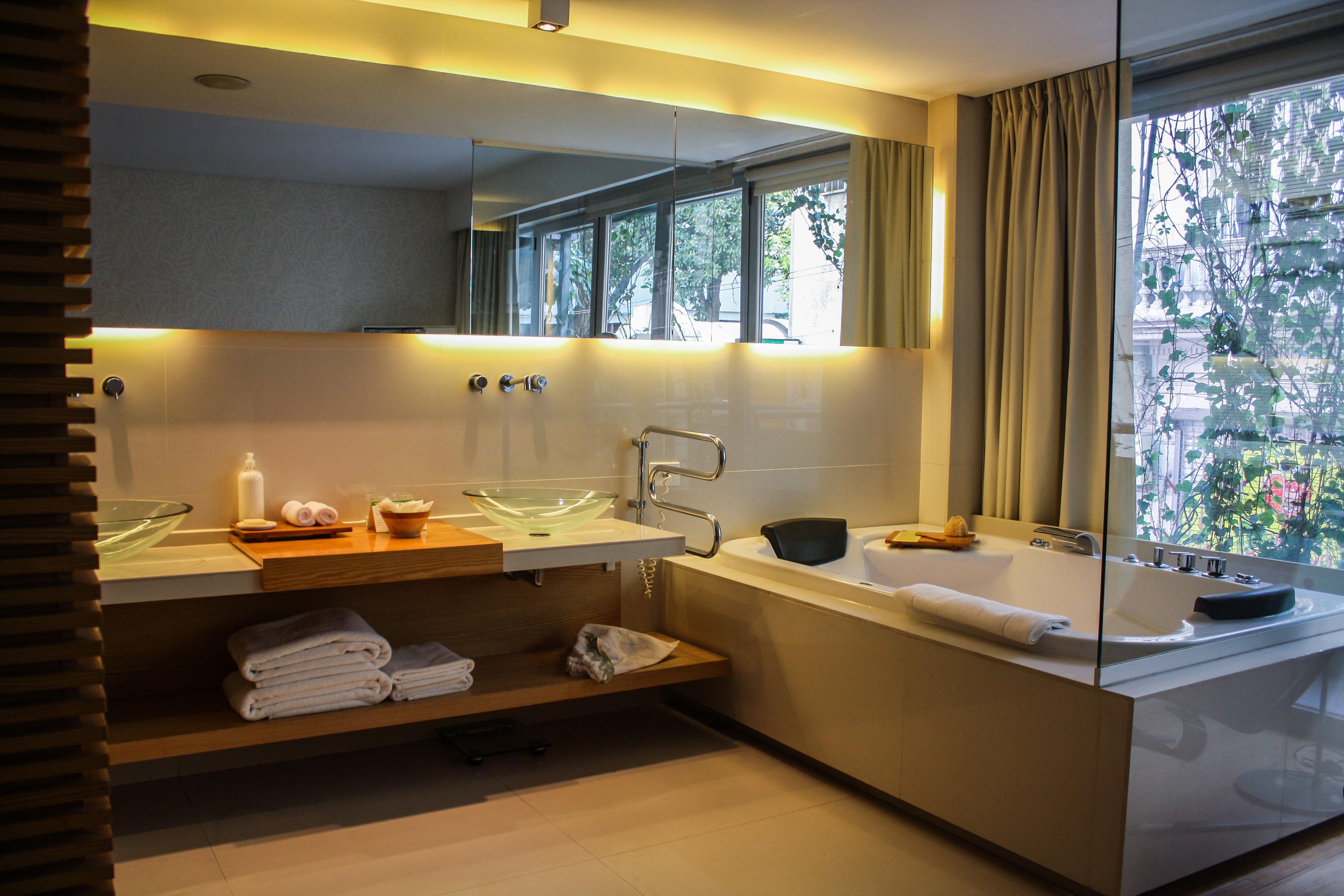 Casa calma wellness hotel buenos aires argentina for Wellness hotel