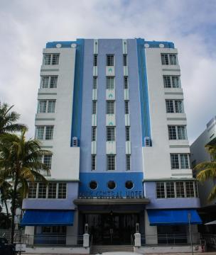 Park Central Hotel, Miami Beach, Florida