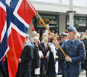 Constitution Day Parade, Bergen, Norway
