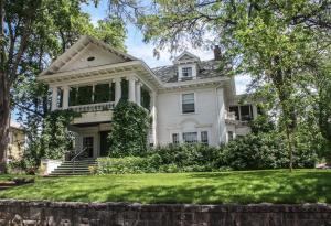 Karcher-Sahr House, Pierre, South Dakota
