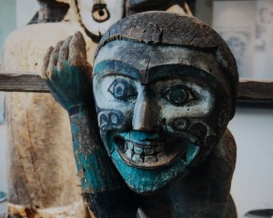 Museum of Anthropology, Vancouver, British Columbia