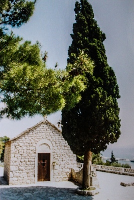 St. Nicholas Church, Marjan Hill, Split, Croatia