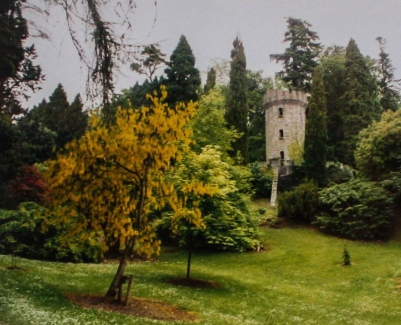 Powerscourt Estate, Enniskerry, Ireland