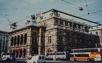 Staatsoper, Vienna, Austria