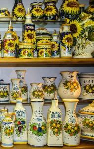 Ceramics and pottery, Orvieto, Italy