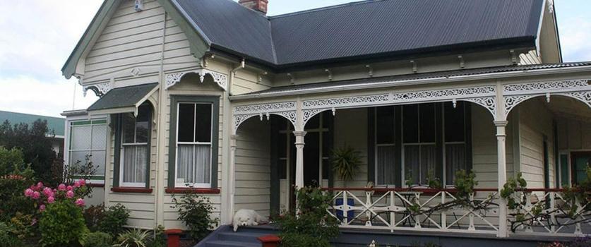 Robertson House, Rotorua, New Zealand