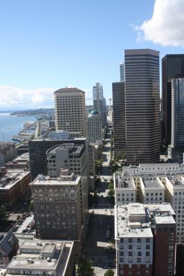 Smith Tower, Seattle, Washington