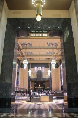 Union Station, Omaha, Nebraska