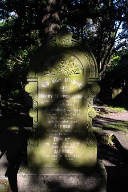 Symonds Street Cemetery, Auckland, New Zealand