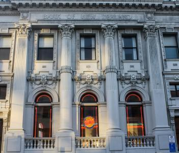 Bank of New Zealand, Wellington, New Zealand