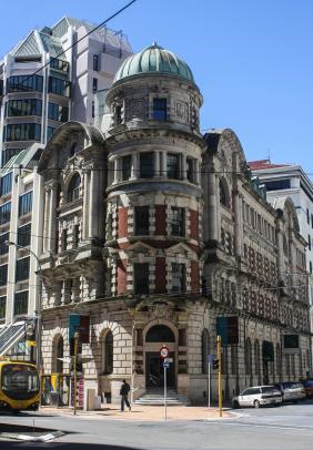 Public Trust Office, Wellington, New Zealand