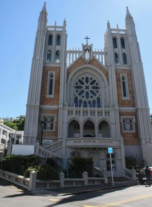 St. Mary of the Angels, Wellington, New Zealand