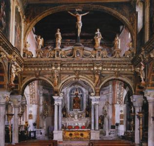 San Nicolo dei Mendicoli, Venice, Italy