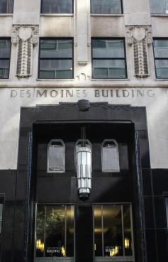 Des Moines Building, Des Moines, Iowa