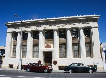 Public Trust Building, Napier, New Zealand