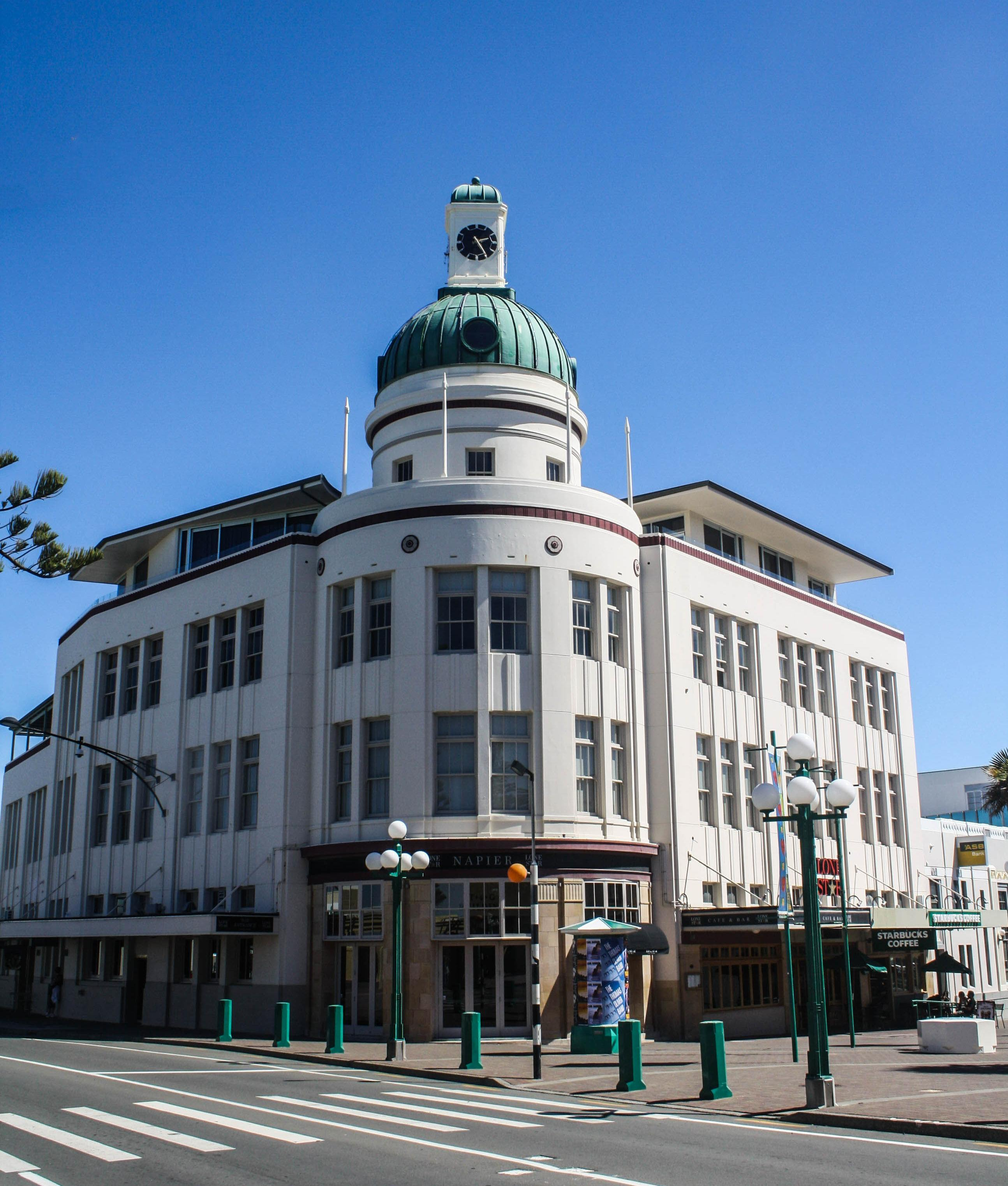 top 5 buildings in napier new zealand stephen travels