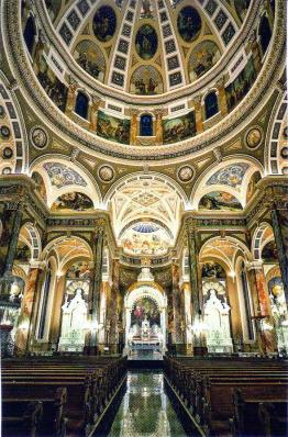 Basilica of St. Josaphat, Milwaukee, Wisconsin
