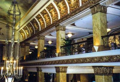 Pfister Hotel, Milwaukee, Wisconsin