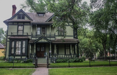 Former Governor's Mansion, Bismarck, North Dakota
