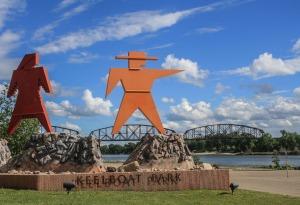 Keelboat Park, Bismarck, North Dakota