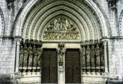 Saint Fin Barre Cathedral, Cork, Ireland